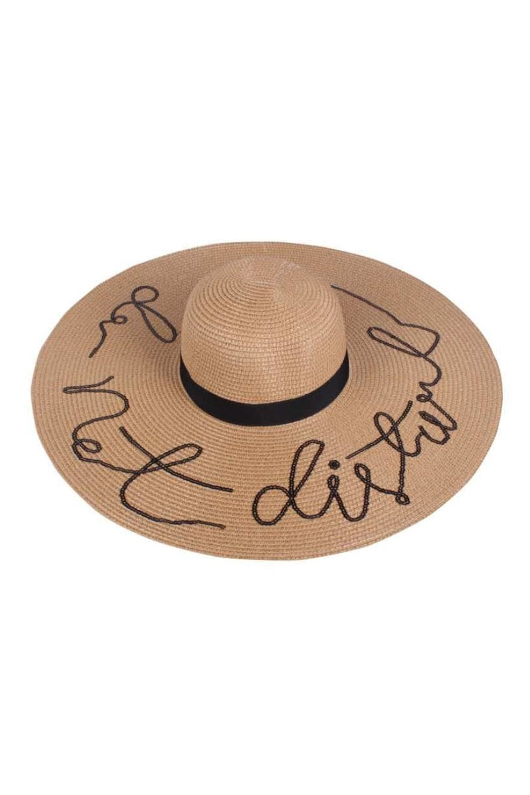 A&O International Beach Floppy Hats - Front Cropped Image