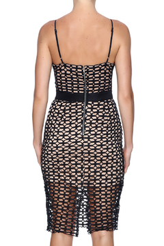 Shoptiques Product: Crochet Lace Dress