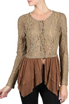 A'reve Coco Lace Top - Product List Image