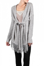 A'reve Getaway Cardi - Front cropped