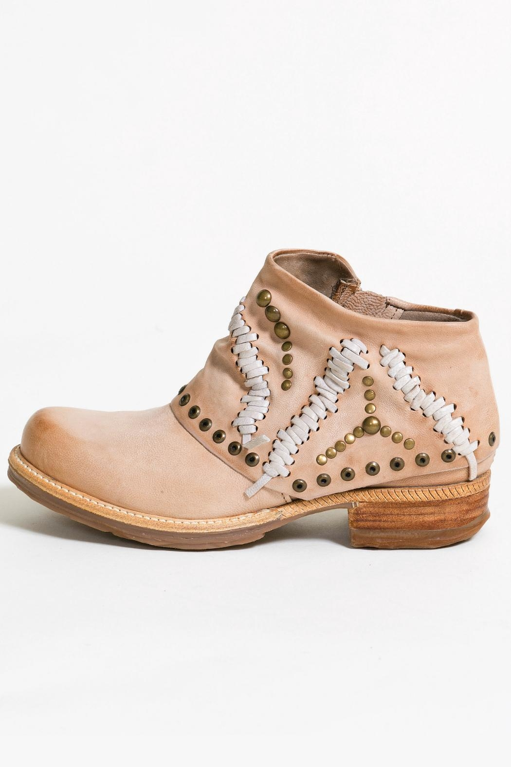 A.S. 98 Brown Bootie - Main Image