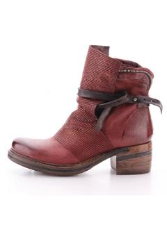 A.S. 98 Burgundy Bootie - Alternate List Image