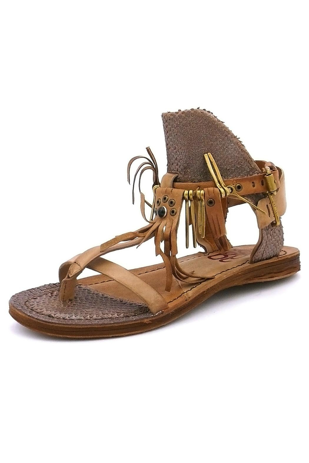 A.S. 98 Raven Sandal - Front Cropped Image