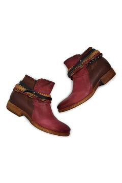 Shoptiques Product: Barney Leather Bootie