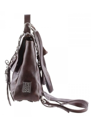 A.S. 98 Buckle Studded Backpack - Front full body