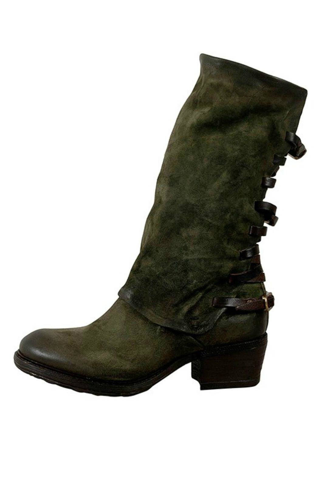 A.S. 98 Costello Leather Boot - Main Image