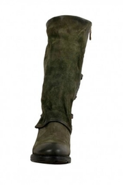 A.S. 98 Costello Leather Boot - Front full body