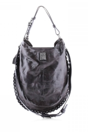 A.S. 98 Leather Rivet Crossbody - Side cropped