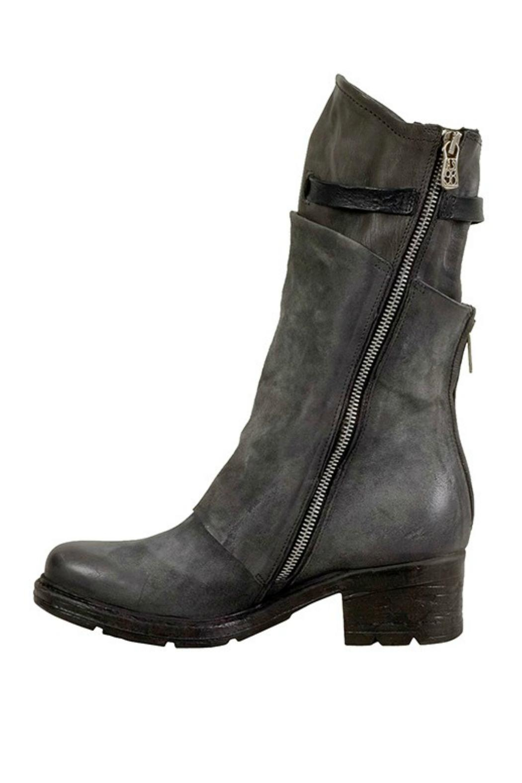 A.S. 98 Nobu Leather Boot - Side Cropped Image