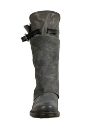 A.S. 98 Nobu Leather Boot - Front full body