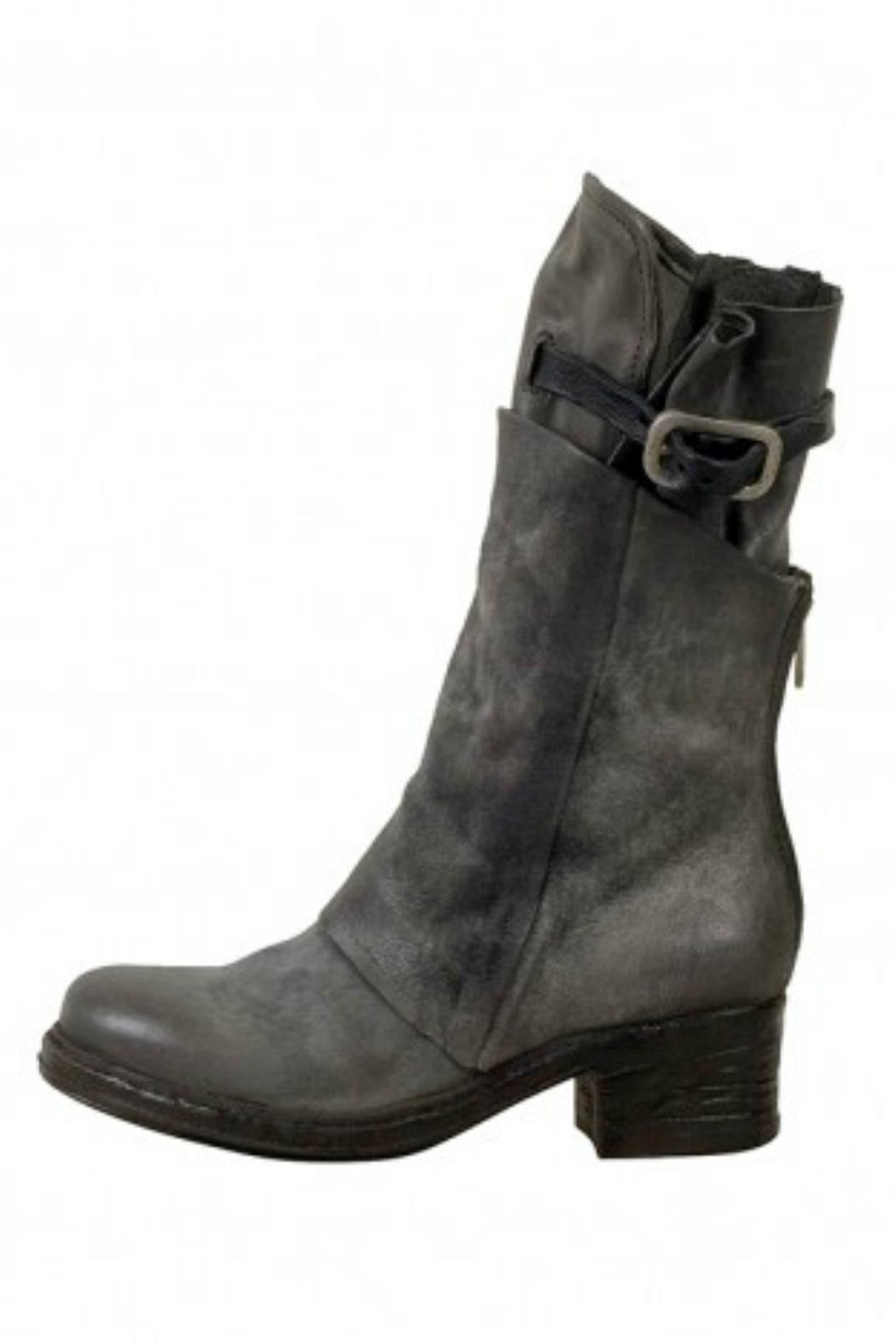 A.S. 98 Nobu Leather Boot - Front Cropped Image