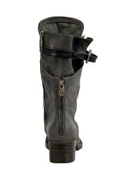 A.S. 98 Nobu Leather Boot - Back cropped
