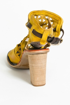 A.S. 98 Papaya Josephine Sandal - Alternate List Image