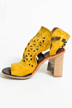 A.S. 98 Papaya Josephine Sandal - Product List Image