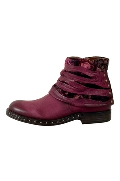 A.S. 98 Staveley Leather Booties - Product List Image