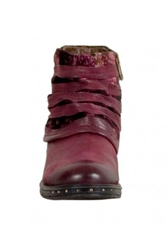 A.S. 98 Staveley Leather Booties - Alternate List Image