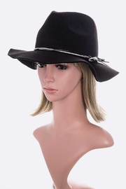 Lyn-Maree's  A Touch of Sparkle Panama Hat - Front cropped