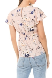 Allie Rose A Touch Of Spring top - Front full body