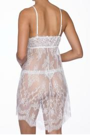 Hanky Panky Victoria Chemise - Front full body