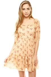 Shoptiques Product: Bambi Print Dress