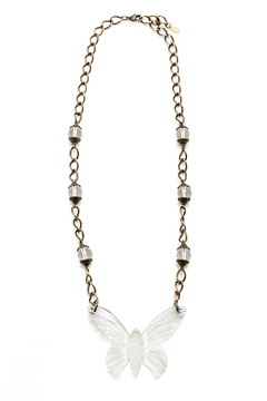 Hotcakes Design Butterfly Necklace - Product List Image