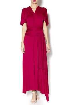 Va Va Voom Maxi Wrap Dress - Product List Image