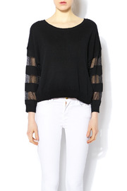 Shoptiques Product: Breezy Sleeve Knit - Front cropped