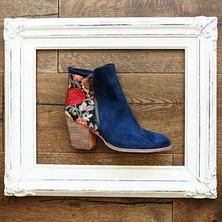 Shoptiques Product:  Picture Perfect Fall Bootie