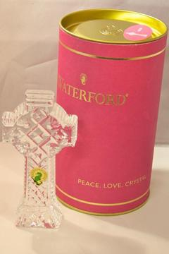 Shoptiques Product: Waterford Celtic Cross