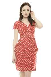 Shoptiques Product: Winter Daisy Dress