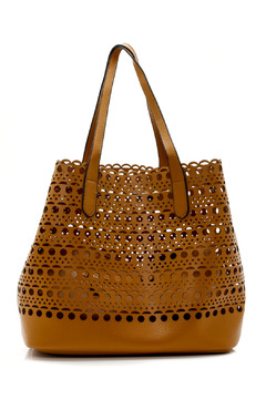 Shoptiques Product: Laser Cut Tote