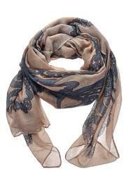 Fornash Gold Cup Scarf - Front cropped