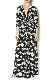 Adore Floral Maxi Dress - Front cropped