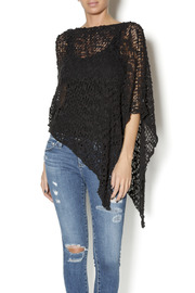 Hands to Heart Crocheted Poncho - Product Mini Image