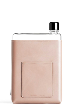Shoptiques Product: A5 Slim Leather Sleeve