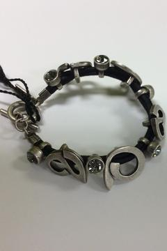 Shoptiques Product: Antic Silver Bracelet