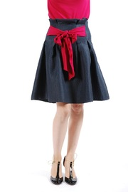 Shoptiques Product: High-waist Pleated Skirt