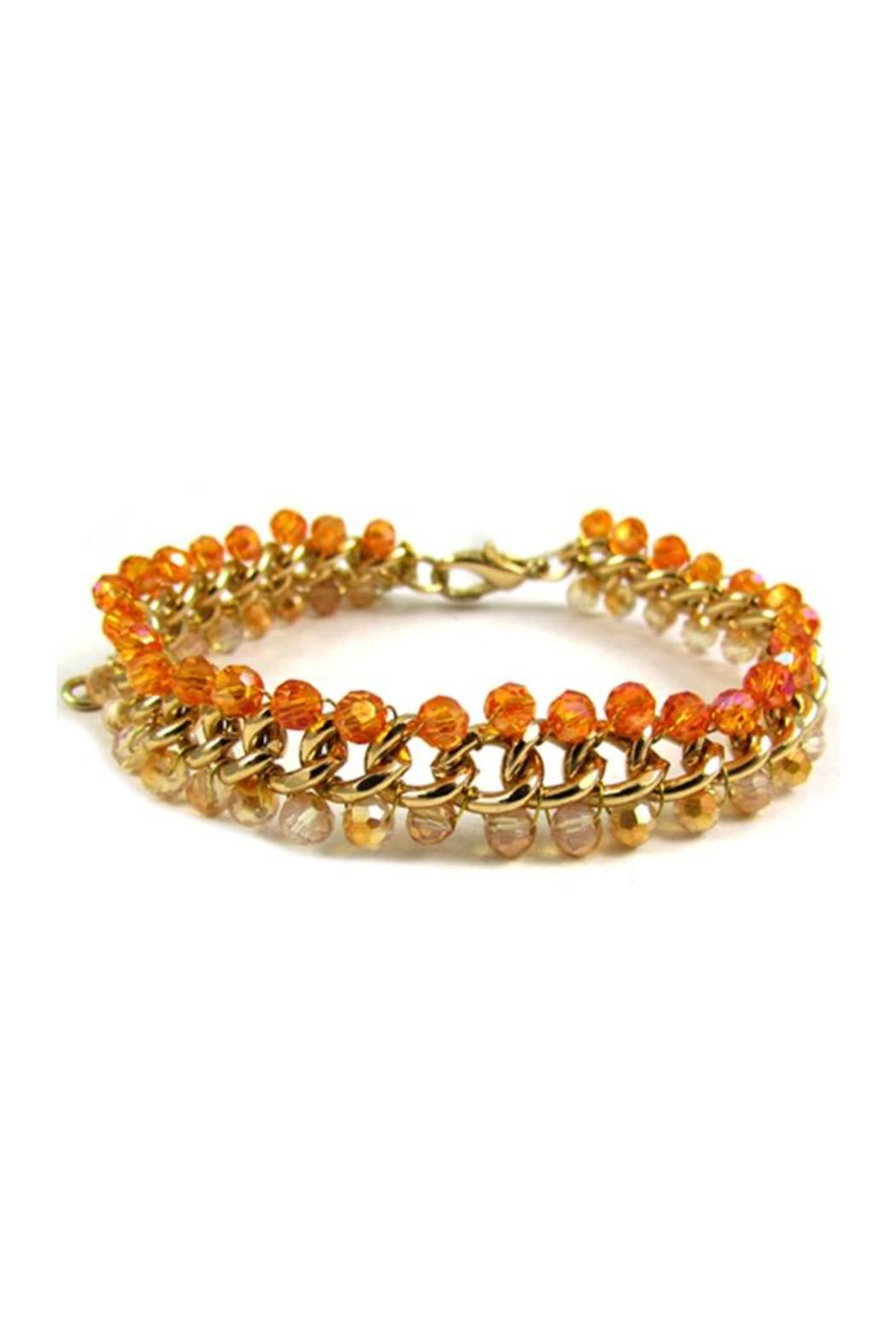 Ananda Gold Orange Crystals - Main Image