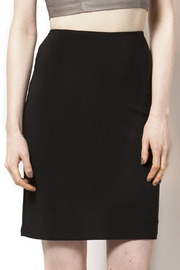 Joseph Ribkoff Black Pencil Skirt - Product Mini Image