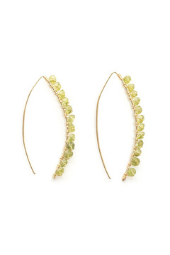 Shoptiques Product: Enjoy The Journey Earrings