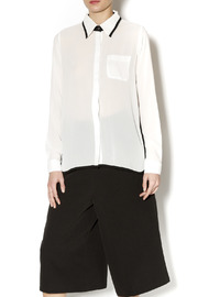 Uldahl Off White Shirt - Other