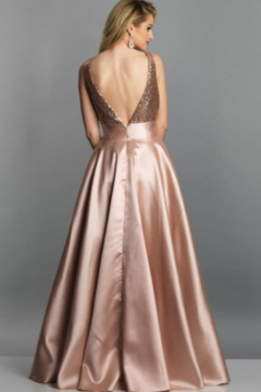 DAVE & JOHNNY A7240 - Prom Dress - Product List Image