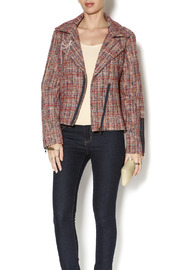 Aratta Tweed Moto Jacket - Product Mini Image