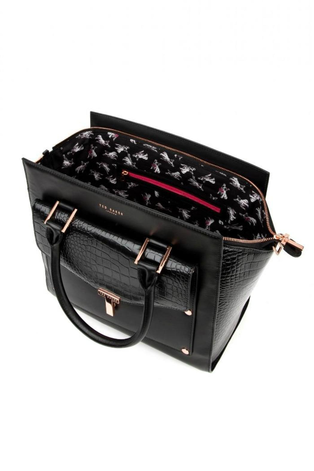 Ted Baker Baillie Tote & Clutch - Side Cropped Image