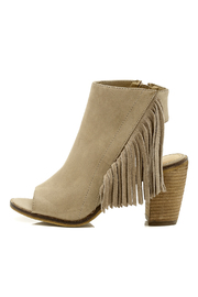 Very Volatile Peep Toe Bootie - Front cropped