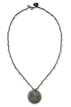 Shoptiques Product: Thai Silver Necklace