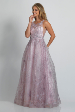 DAVE & JOHNNY a8355 - Prom Dress - Product List Image