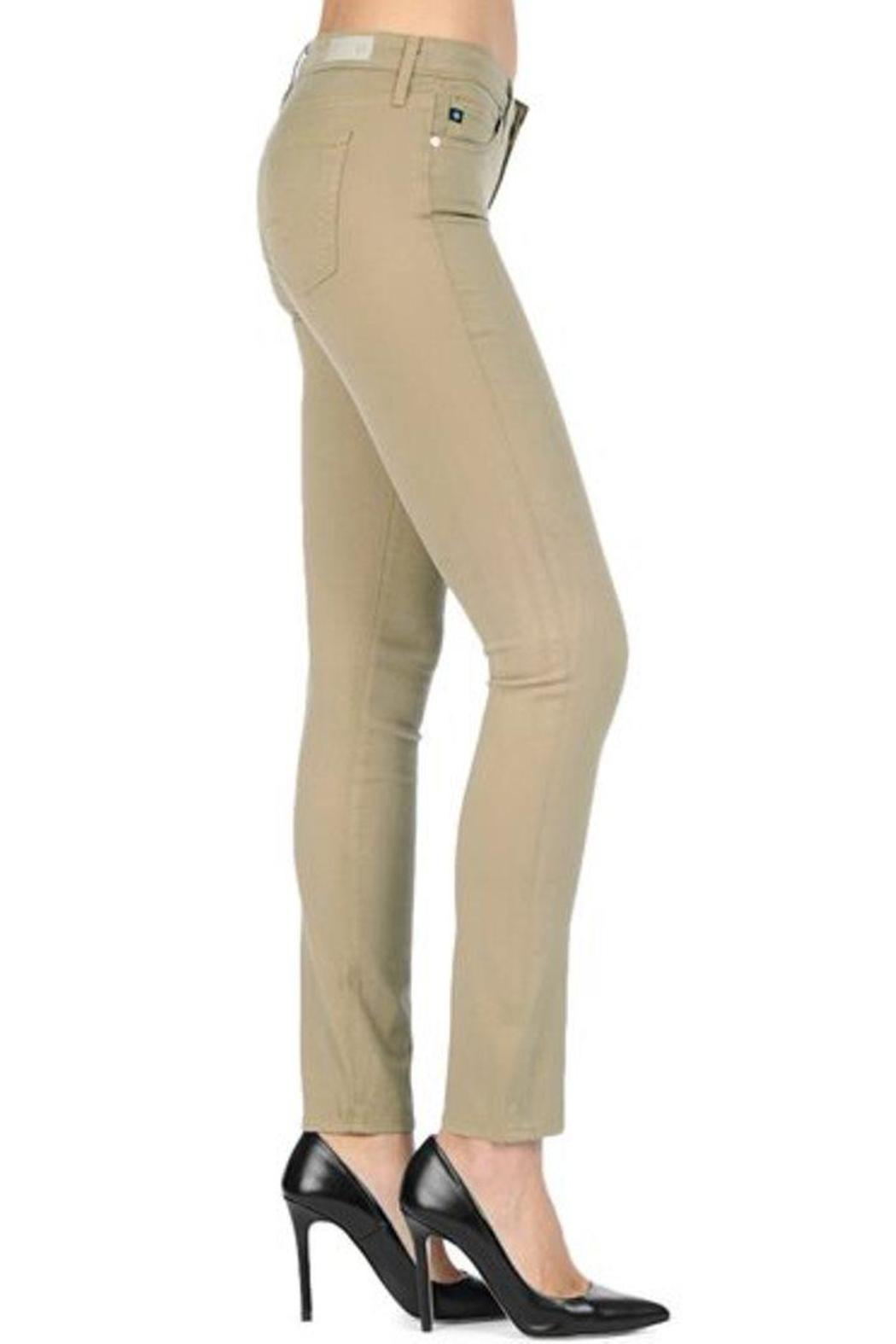 AG Adriano Goldschmied The Sateen Stilt - Front Full Image
