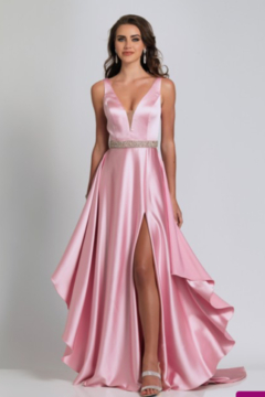 DAVE & JOHNNY a8485 - Prom Dress - Product List Image