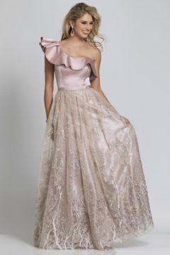 DAVE & JOHNNY A8745 - Prom Dress - Product List Image